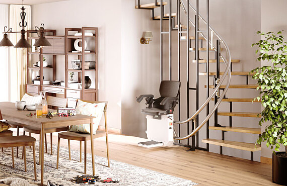 Individuelle Anpassung an Ihre Treppe